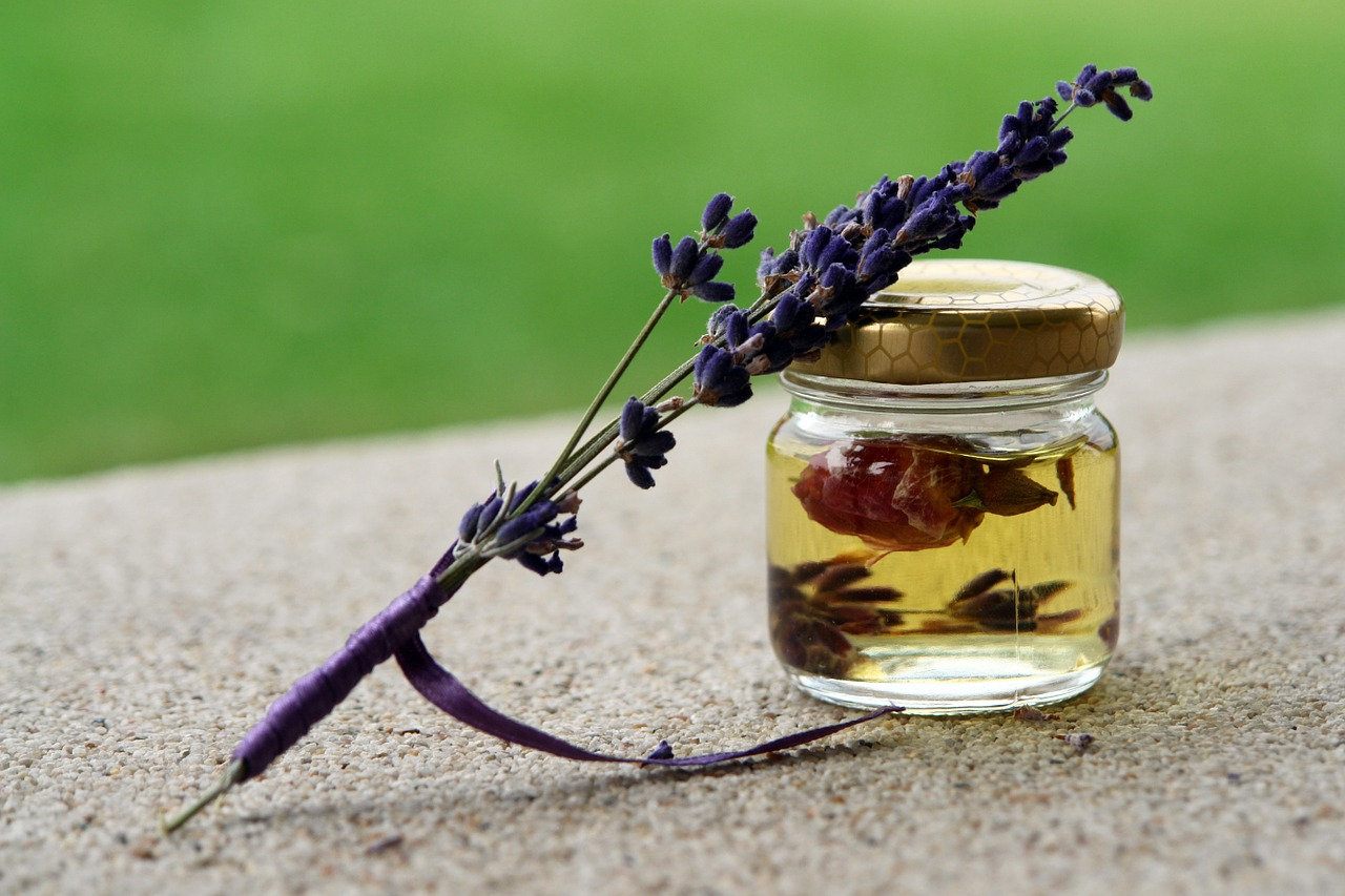 Lavendel Tinktur selbst herstellen