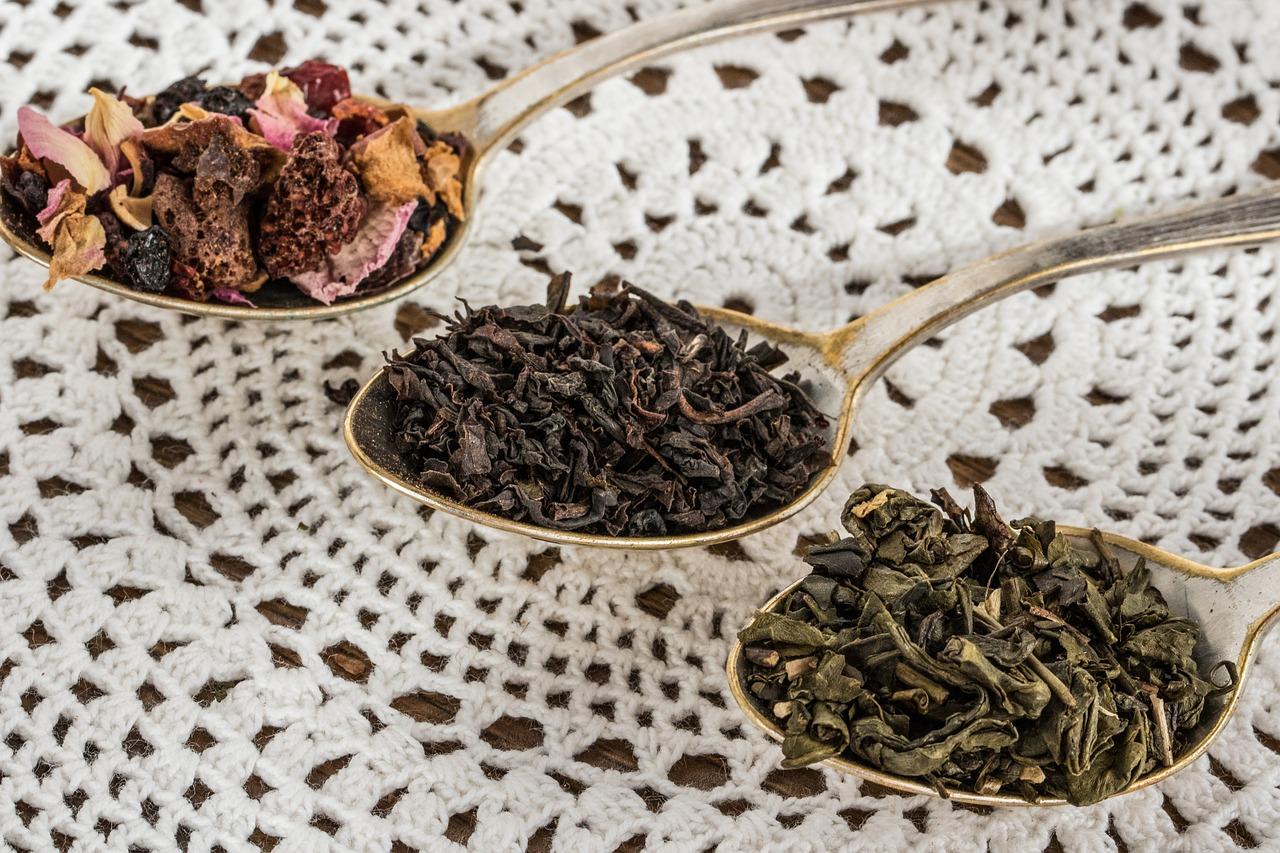 heilende Wirkung von Tee der beliebtesten Teesorten