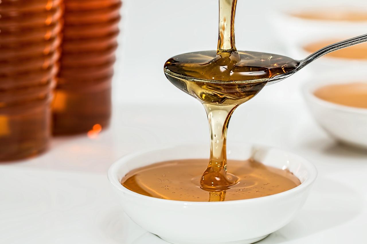 täglich Honig essen ist gesund